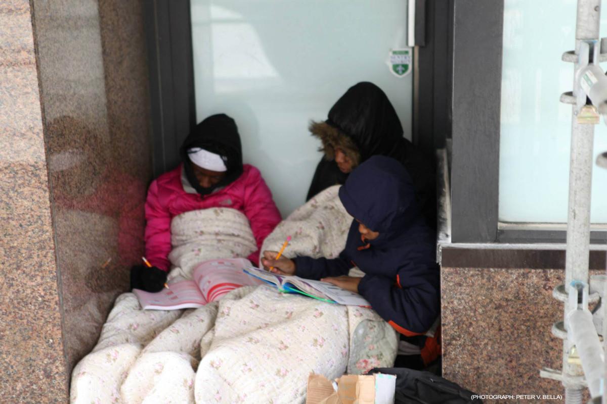 HomelessFamily